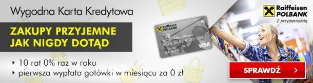 Wygodna Karta Kredytowa