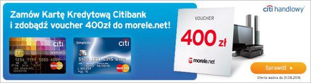 Citibank promocja