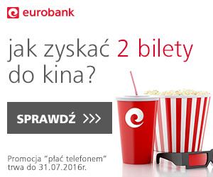 eurobank promocja kino