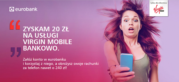 Promocja Virgin Mobile