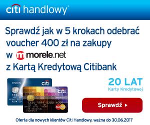 400 zł na zakupy w morele.net