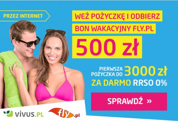 Vivus bon 500 zł