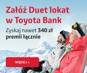Duet Lokat w Toyota Bank