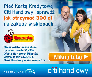 Simplicity - 300 zł do Biedronki