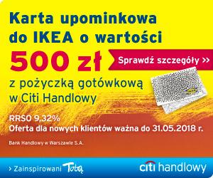 500 zł do IKEA